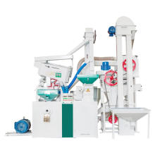 Modern Rice Milling Machinery